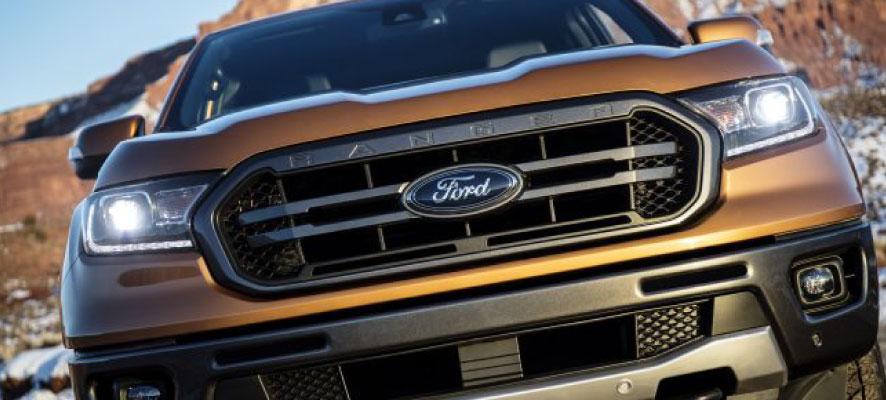 2019 Ford Ranger Frontal Nacho Autos