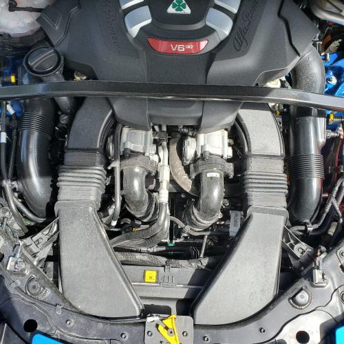 2020 Alfa Romeo Stelvio Motor Nacho Autos