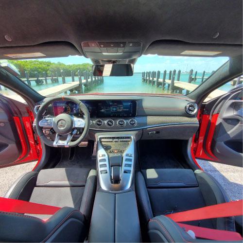2020 Mercedes-AMG GT 63 Nacho Autos Interior Panorámico