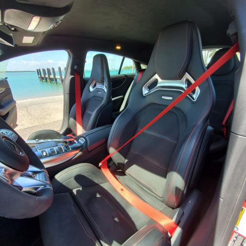 2020 Mercedes-AMG GT 63 Nacho Autos Interior