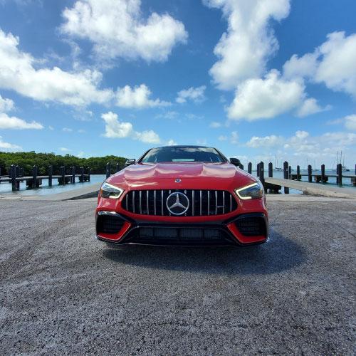 2020 Mercedes-AMG GT 63 Nacho Autos Frontal General