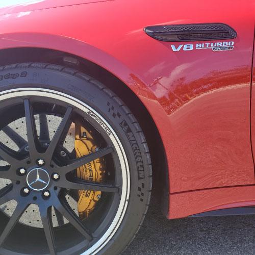 2020 Mercedes-AMG GT 63 Nacho Autos Detalle Llanta