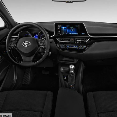 2018 Toyota C-HR Nacho Autos Interior