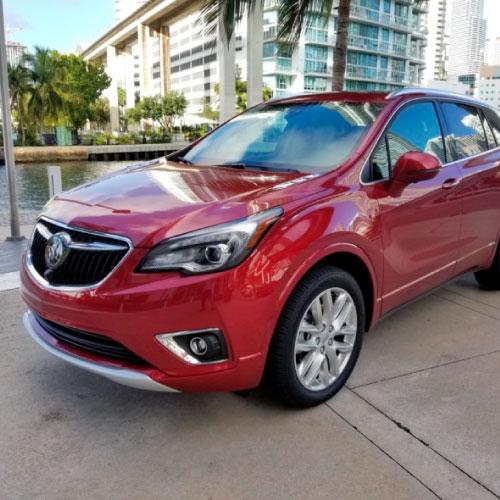 2019 Buick Envision Frontal Izquierda Nacho Autos