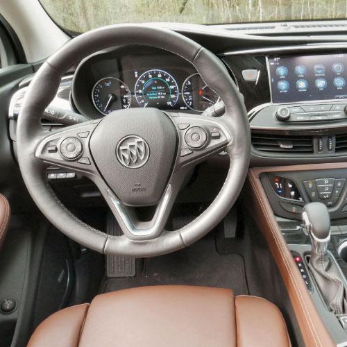 2019 Buick Envision Interior Nacho Autos