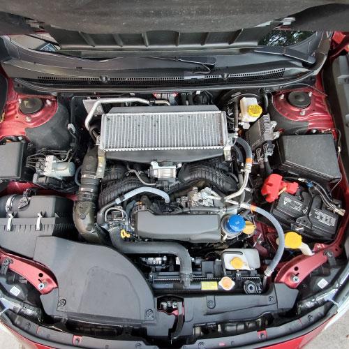 2020 Subaru Legacy motor