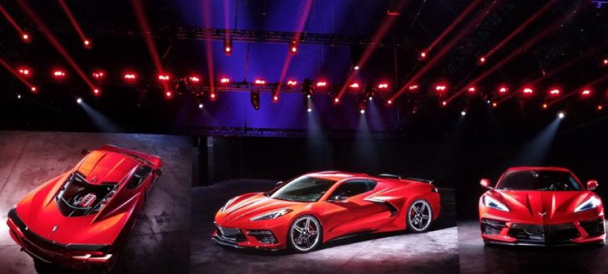 2020 Chevrolet Stingray Rojo Lanzamiento Nacho Autos
