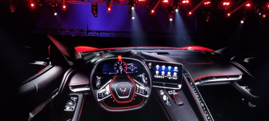 2020 Chevrolet Stingray Interior Lanzamiento Nacho Autos