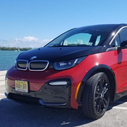 2018 BMW i3 Frontal Izquierda Nacho Autos