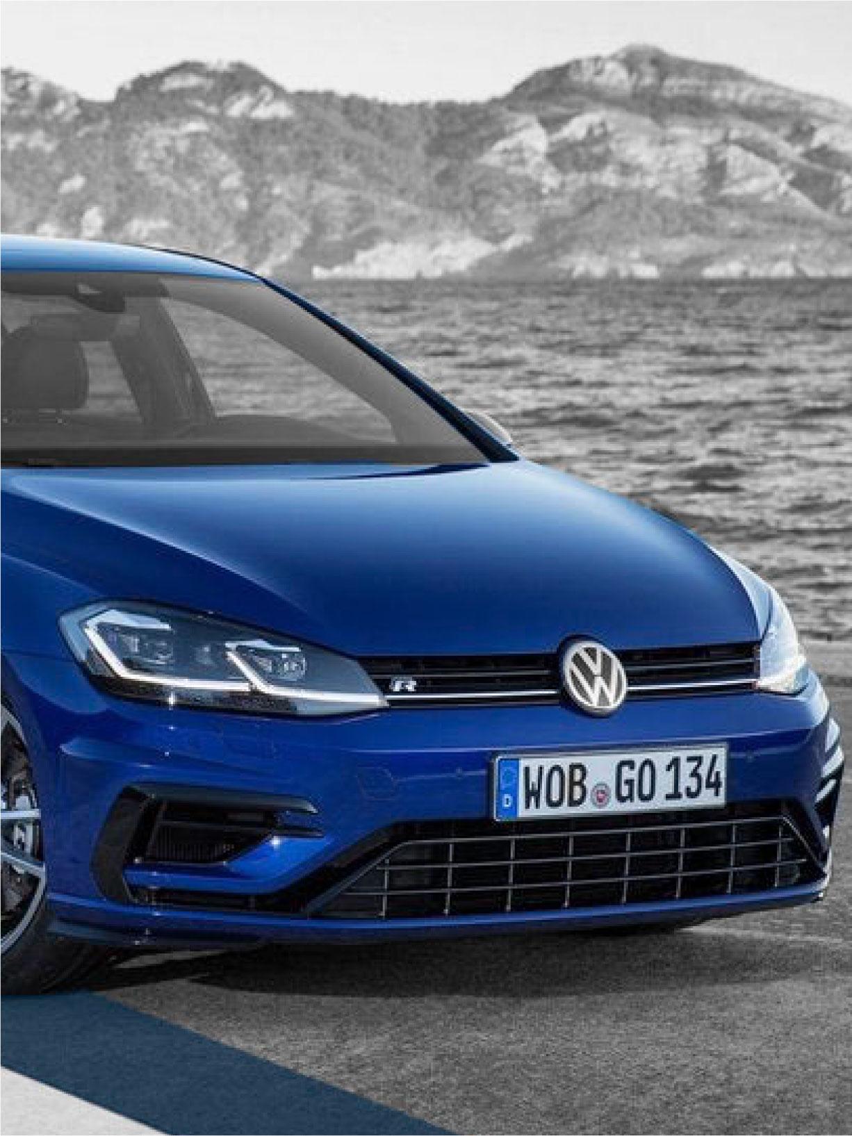 Cover S-2019 Volkswagen Golf R Nacho Autos