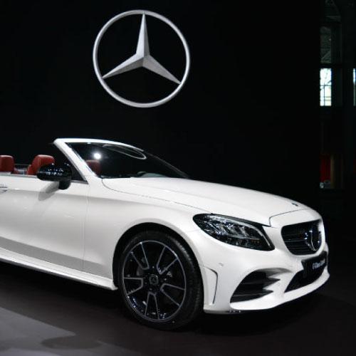 2019 Mercedes-Benz C43 Lateral Derecha Nacho Autos