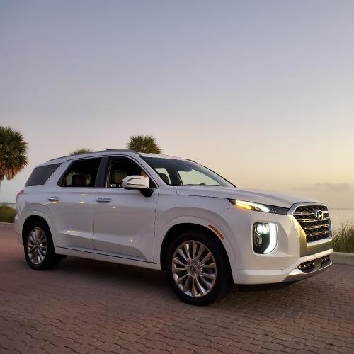 2020 Hyundai Palisade Beach Nacho Autos