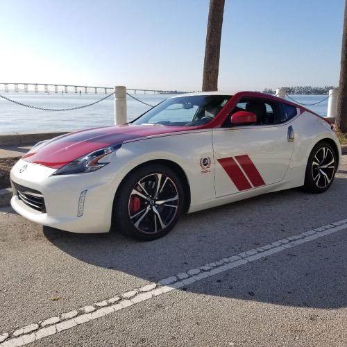 2020 Nissan 370Z Beach Nacho Autos