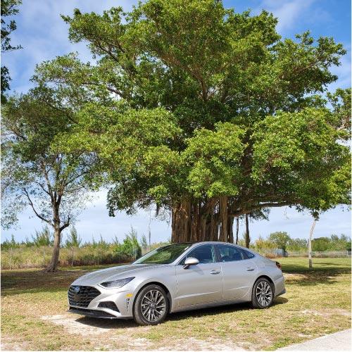 2020 Hyundai Sonata Nacho Autos