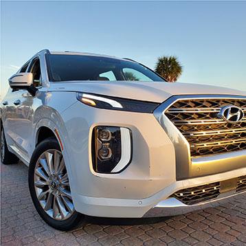Hyundai Palisade Gris