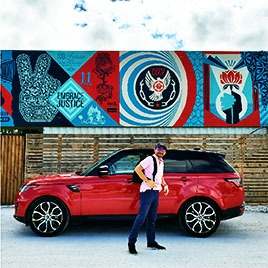 Nacho Range Rover Wynwood