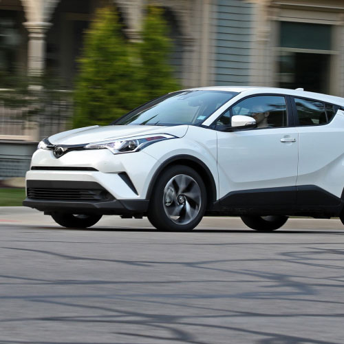 2018 Toyota C-HR Nacho Autos Frontal 1