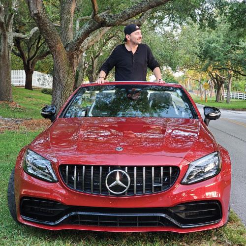 2020 Mercedes-AMG C63 S Convertible Frontal Nacho Autos