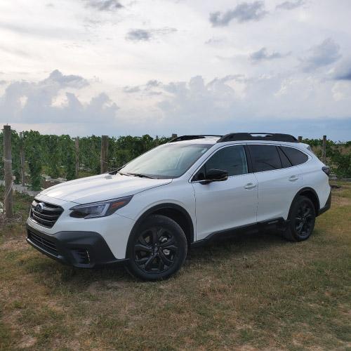 2020 Subaru Outback Frontal Lateral Izquierda Nacho Autos
