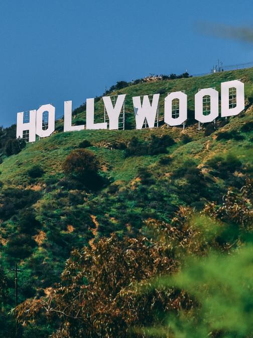 Cover Hollywood Sign Carros Famosos Nacho Autos