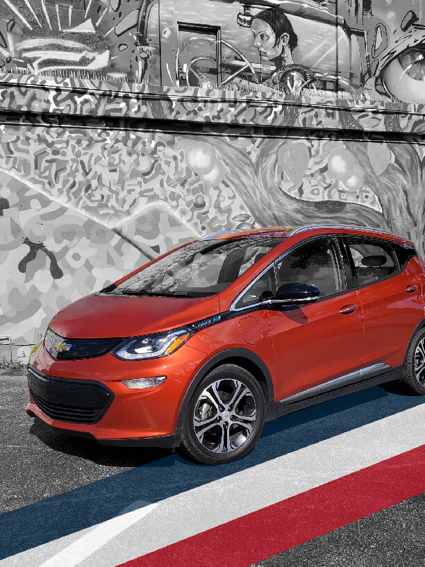 Cover S- 2020 Chevrolet Bolt EV Nacho Autos