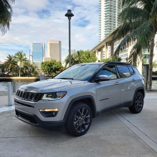 2020 Jeep Compass Frente Lado Nacho Autos