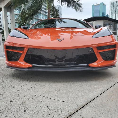 2020 Corvette Stingray Frente Nacho Autos
