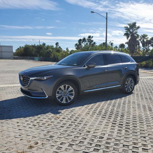 2021 Mazda CX-9 Lateral Nacho Autos